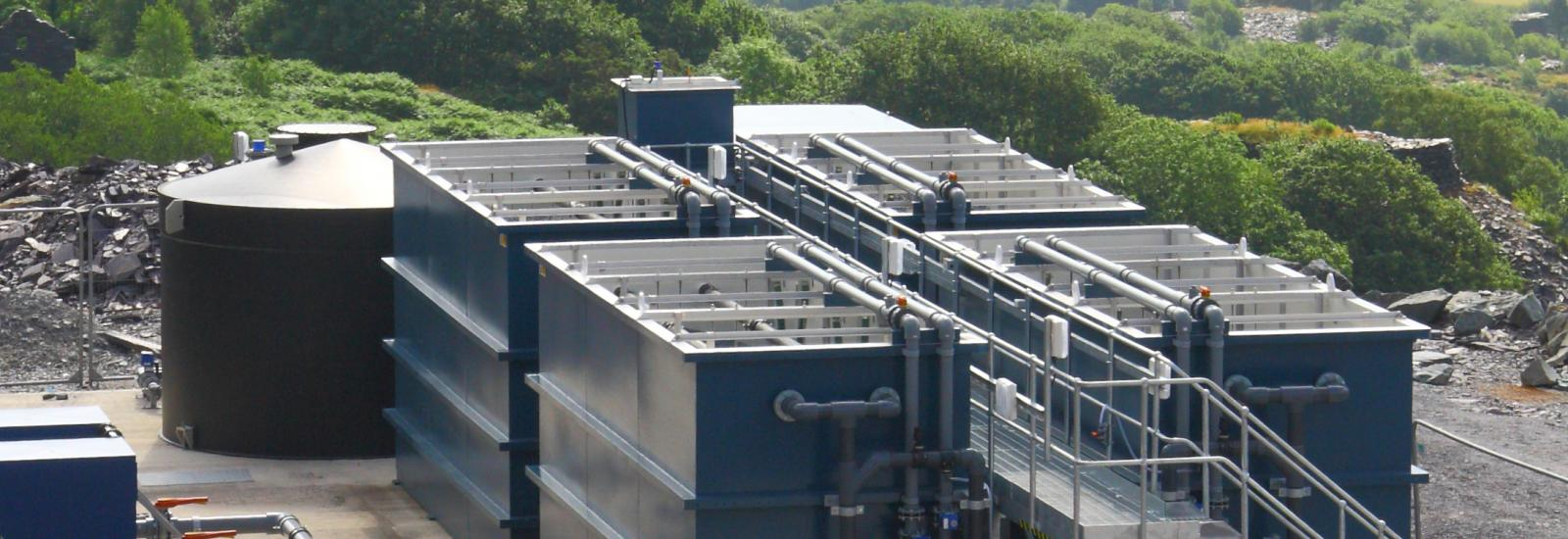 FLI Water - Wastewater Treatment | Metal Fabrication