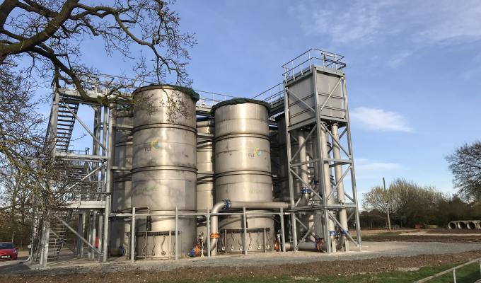 Providing Engineering Service & Process Technology - FLI Water